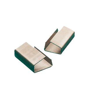 Tätningar och Klämmor för plast PP remmar 13mm eller 16mm pris