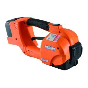 GT ONE 10-16mm bandningsverktyg för PET och PP remmar med Batteri & Laddare