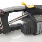 Messersi MB620 batteridrivet bandningsverktyg 12-16mm för PET och PP strap med  Batteri & Laddare 2