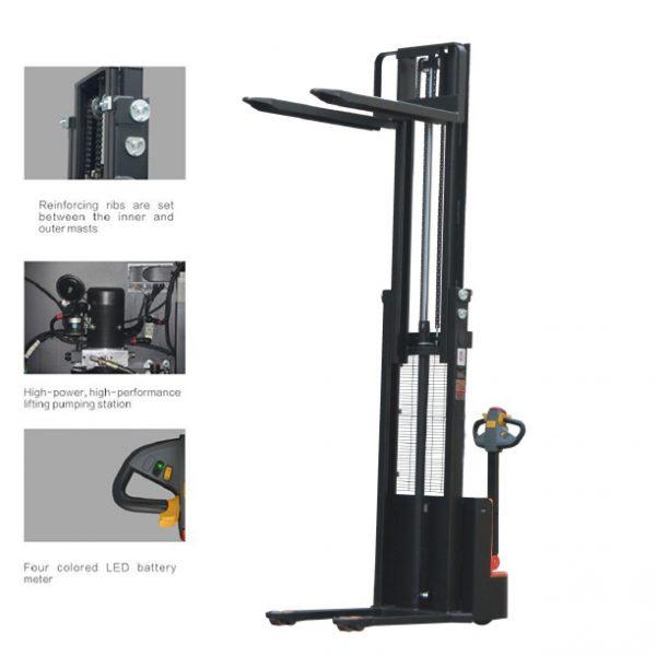 Ledstaplare-billig-3500mm-350cm-1500kg-billig